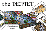 Ad for The double Decktet (firmament)