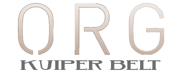 ORG: The Kuiper Belt Logo