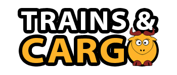 Trains & Cargo Logo