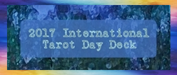 2017 International Tarot Day Deck Logo