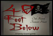 Ad for 40 Feet Below: Search for Oak Island Treasure
