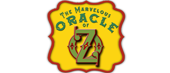 The Marvelous Oracle of Oz Logo