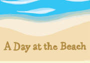 Ad for A Day at the Beach