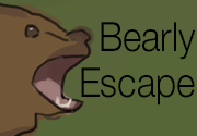 Ad for Bearly Escape