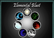 Ad for Elemental Blast