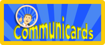Communicards deck Logo
