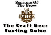 Ad for The Craft Beer Tasting Game