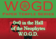 Ad for WOGD Neophyte