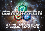 Ad for GRAVITATION - UNIVERSE SET
