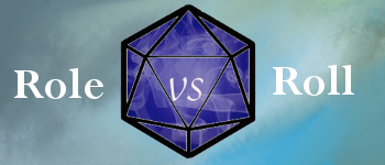 Role Vs Roll Logo