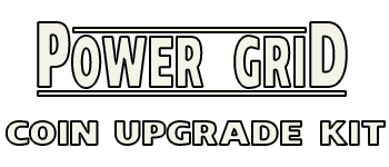 Power Grid - Coin Upgrade Kit Logo