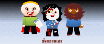 Zombies Forever Logo