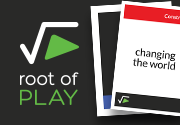 Ad for Root Of Play