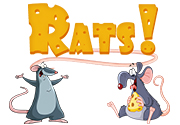 Ad for Rats!