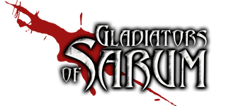 Gladiators of Sarum Logo