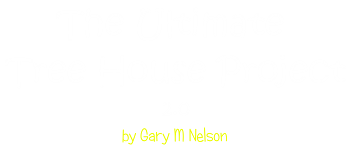 The Ultimate Tree House Project 2.0 Logo