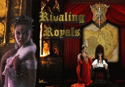 Ad for Rivaling Royals of Europe