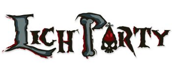 Lich Party Logo