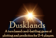 Ad for Dusklands