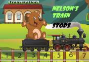 Ad for Nelson's Train Stops Deluxe