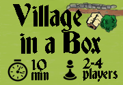 Ad for Village in a Box