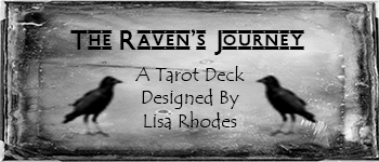 Tarot - The Raven's Journey Logo