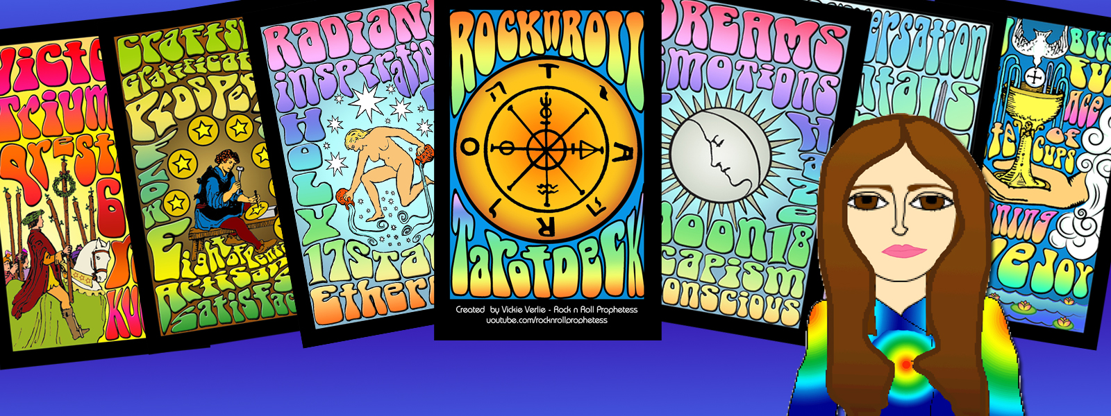 The Rock n Roll Tarot Deck