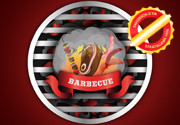 Ad for Barbecue