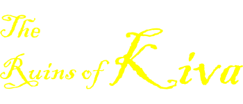 The Ruins of Kiva Logo