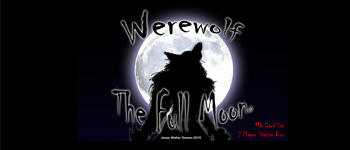 Werewolf: The Full Moon Logo