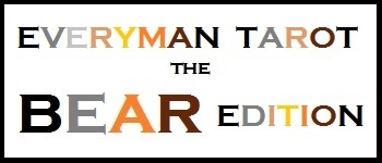 The Everyman Tarot BEAR Edition Logo