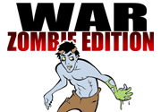 Ad for War: Zombie Edition