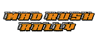 Mad Rush Rally Logo