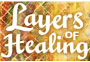 Ad for Layers of Healing Oracle Cards