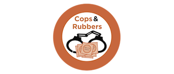 Cops & Rubbers (Russian) Logo