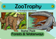 Ad for ZooTrophy - Forests & Waterways