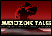 Ad for Mesozoic Tales