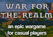 Ad for War for the Realm: Standard Edition