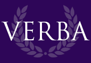 Ad for VERBA: Latin Core Set