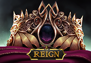 Ad for Reign: The Card Game
