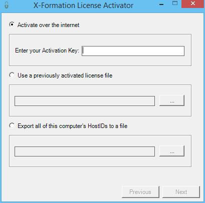 License Activator