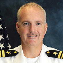 James Tiernan, Surface Operations Office, US Navy