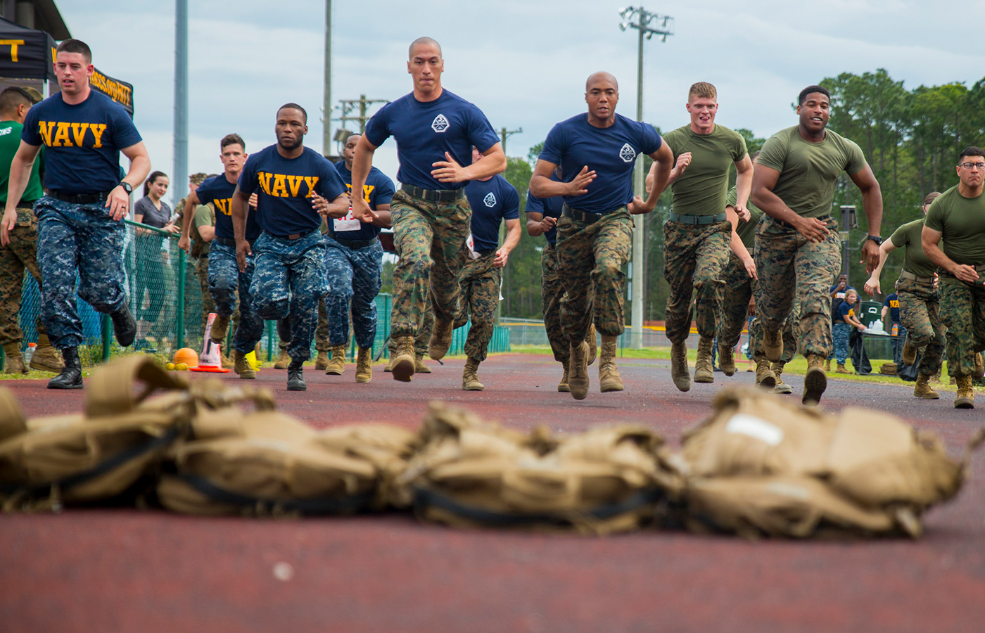 Boot Camp — Today's Military