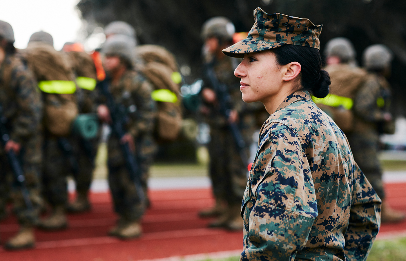 Sergeant Britni Garcia Green