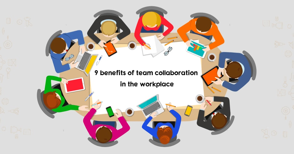 /team-collaboration-in-the-workplace