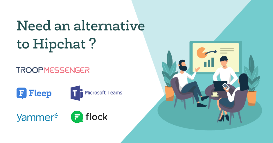 HipChat Competitors: Need an alternative to Hipchat? Find
