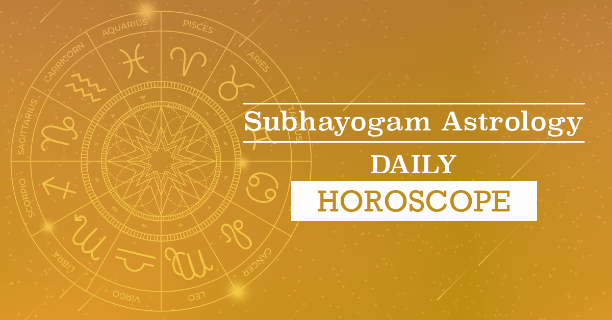 Today's Free Horoscope 3rd August 2019 - Subhayogam