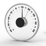 le thermomètre extérieur de fenêtre Window Disc