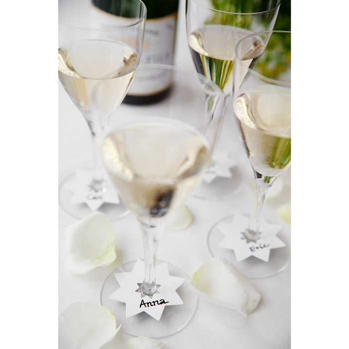 Extrêmement les étiquettes à verres réversibles Mingle ID - LAPADD.com XA16