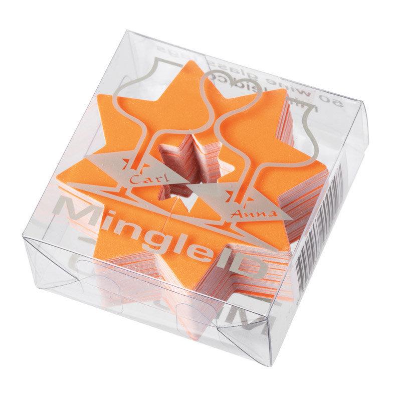 Bien connu les étiquettes à verres réversibles Mingle ID - LAPADD.com BN56